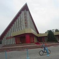 Photo taken at Дворец торжеств «Бахыт» by Gazes ZH on 8/20/2013