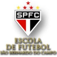 Photo taken at Escola de Futebol SPFC by Guilherme S. on 9/13/2014