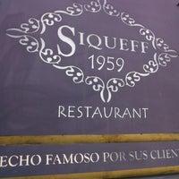 Photo taken at Siqueff by Rodrigo M. on 7/30/2014