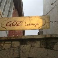 Photo taken at Göz Lounge by Kemal Y. on 6/2/2013