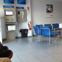 Photo taken at Banco Popular by Centenario l. on 3/5/2013