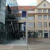 Photo taken at ZKM | Zentrum für Kunst und Medien by Adam A. on 11/2/2012
