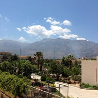 Photo taken at Vantaris Palace by Daria S. on 6/22/2014