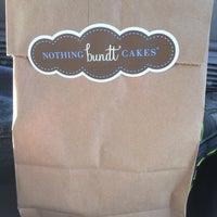 Photo taken at Nothing Bundt Cakes by Gabe Z. on 2/4/2014
