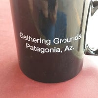 Photo taken at Gathering Grounds coffee shop by Gary B. on 3/13/2014