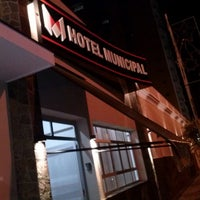 Foto tirada no(a) Hotel Municipal por Ederson R. em 7/2/2013