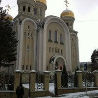 Photo taken at Свято-Никольский Собор by Alexander P. on 3/5/2013