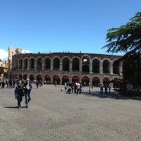 Снимок сделан в Verona пользователем Elena 5/11/2013