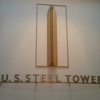 Photo taken at U.S. Steel Tower by B. P. on 9/26/2013
