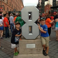 Photo taken at Oriole Park at Camden Yards by Marva D. on 6/30/2013
