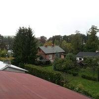 Photo taken at Ul. Dworska by Łukasz W. on 9/17/2013