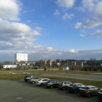 Photo taken at Sports Complex Sheriff by Ирина Б. on 3/4/2013