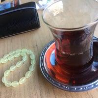 Photo taken at Çınar Cafe Bistro Kazan by Samet Y. on 4/19/2018