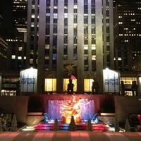 Foto tomada en Rockefeller Center por Fabio W. el 5/24/2013