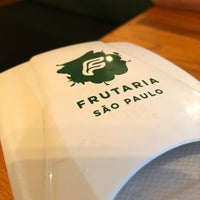 Foto tirada no(a) Frutaria São Paulo por Fabio W. em 1/22/2018
