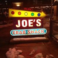 Photo taken at Joe's Crab Shack by Elis D. on 1/8/2013