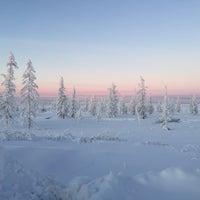 "Photo taken at Заполярная п/п ""Газпром трансгаз Сургут"" by Mike . on 1/19/2016"