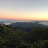 Photo taken at Mt. Tam West Peak by Mike . on 12/6/2017