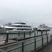 Photo taken at Central Embarcadero Piers by Mike . on 1/3/2017