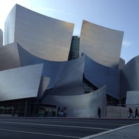 Photo taken at Walt Disney Concert Hall by Ramses A. on 11/2/2012