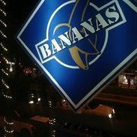 Photo taken at Banana's Café by ZOe J. on 5/12/2013