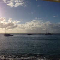 Photo taken at Petite Plage by Jameson on 12/27/2013