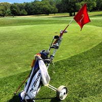 Photo taken at Sag Harbor Golf Club by Jameson on 9/6/2013