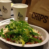 Photo taken at Chipotle Mexican Grill by Alexandra L. on 1/27/2013
