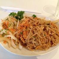 Photo taken at Sen Asian Kitchen by Alexandra L. on 3/11/2013