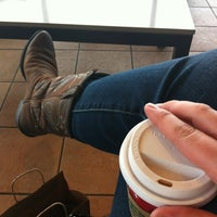 Photo taken at Starbucks by Jessica S. on 12/11/2012