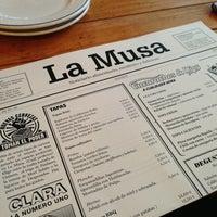 Foto tomada en La Musa por Lola S. el 3/3/2013