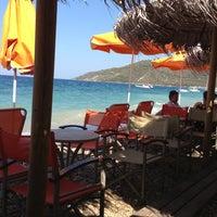 Photo taken at Praia by Antonis T. on 8/11/2013