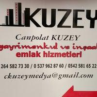 Photo taken at Kuzey Gayrimenkul Cadde Şubesi by Canpolat K. on 11/10/2013