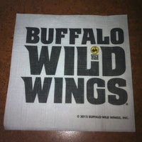 Photo taken at Buffalo Wild Wings by Angelica C. on 4/28/2013