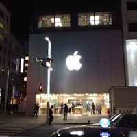 รูปภาพถ่ายที่ Apple Ginza โดย Susumu O. เมื่อ 10/21/2013