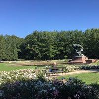 Photo prise au Park Łazienkowski par Susumu O. le9/16/2016