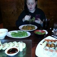 รูปภาพถ่ายที่ Aki Sushi โดย David C. เมื่อ 3/13/2013