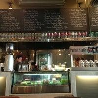 Photo taken at Greyhound Café by Sitchai K. on 1/1/2013
