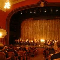 Снимок сделан в Новая опера пользователем Юлия Л. 4/20/2013