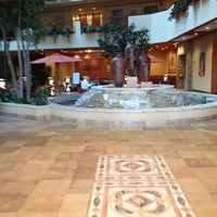 Photo taken at Embassy Suites by Hilton Albuquerque Hotel & Spa by Paul T. on 10/25/2012