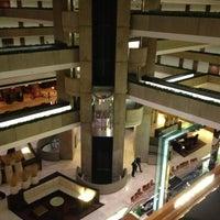 Photo taken at Hyatt Regency O'Hare by Paul T. on 12/3/2012