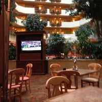 Photo taken at Embassy Suites by Hilton Albuquerque Hotel & Spa by Paul T. on 10/26/2012