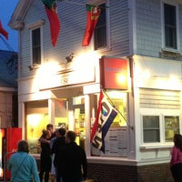 Photo taken at Provincetown Portuguese Bakery by André P. on 6/28/2013