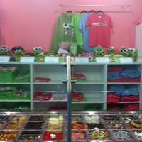 Photo taken at SweetFrog by Hannah R. on 3/1/2013