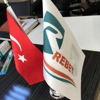 Photo taken at Rebet   Reklam-Tanıtım  ve  Organizasyon by Fırat A. on 2/9/2016