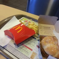 Photo taken at McDonald's by Theodore K. on 3/12/2014