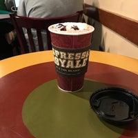 Foto tirada no(a) Espresso Royale por Kevin L. em 1/18/2018