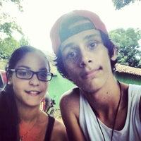 Photo taken at Rio Maria-PA by Raifer E. on 12/26/2013