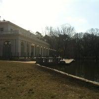 Photo taken at Prospect Park Boathouse & Audubon Center by David B. on 3/10/2013