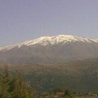 Photo taken at Hasbaya by Fares H. on 5/4/2013